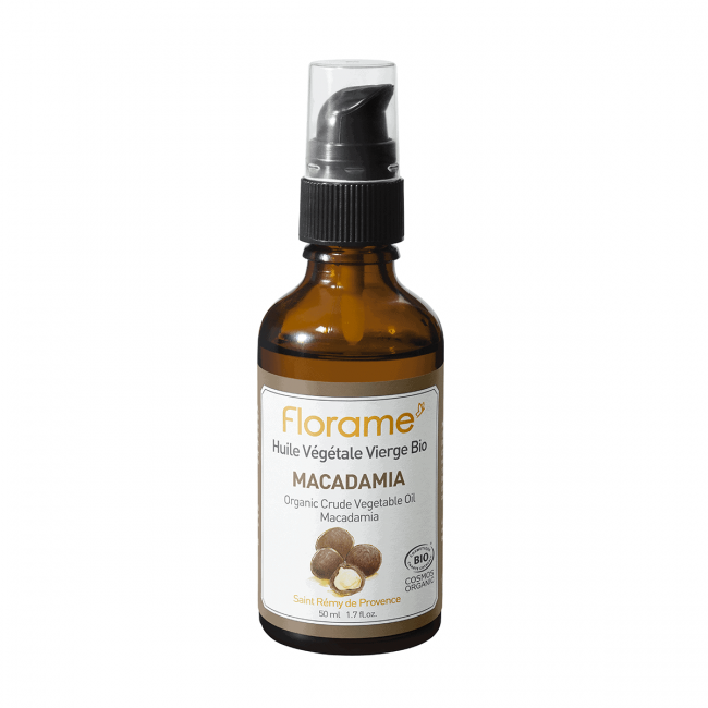 Florame Macadamia ORG Vegetable Oil, 50ml