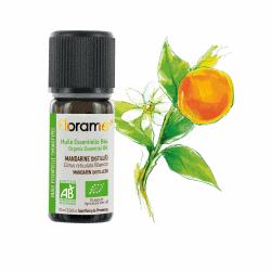 Florame Mandarin Distilled ORG Essential Oil 10ml