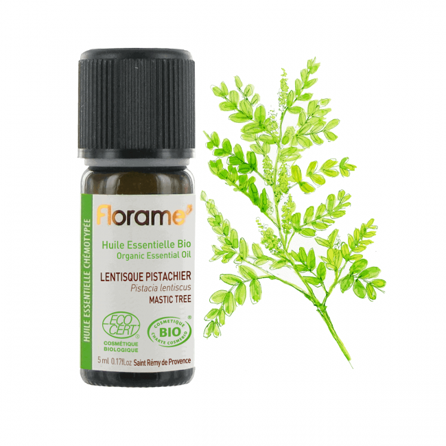 Florame Mastic Tree ORG Essential Oil, 5ml