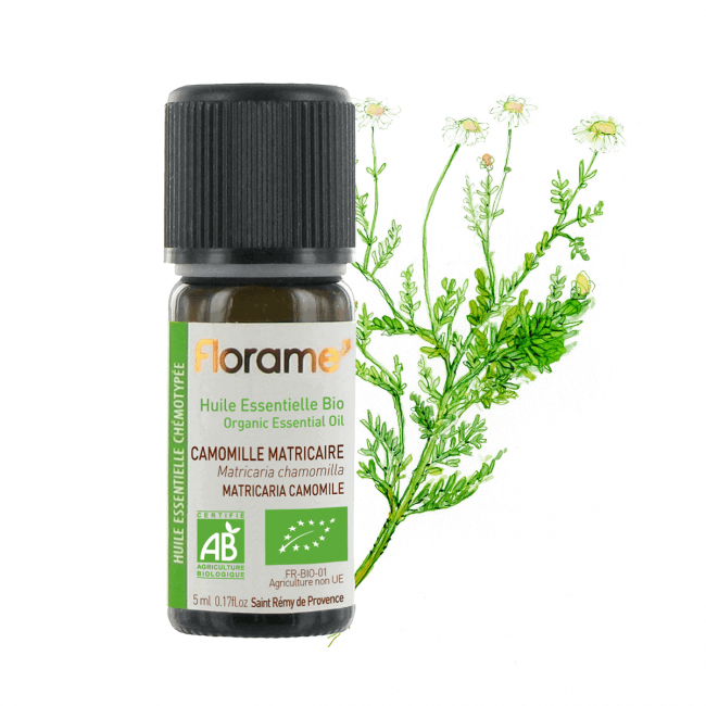 Florame Matricaria Camomile ORG Essential Oil, 5ml