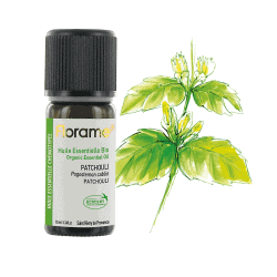 Florame Patchouli ORG Essential Oil 10ml