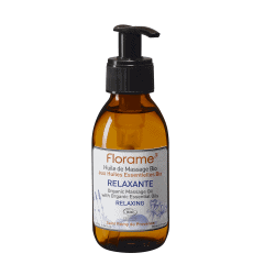Florame Relaxing Massage Oil 120ml