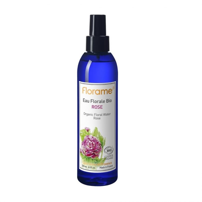 Florame Rose ORG Floral Water, 200ml