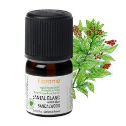 Florame Sandalwood Conventional Essential Oil 2ml