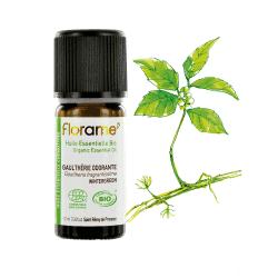 Florame Wintergreen ORG Essential Oil Gaultheria Fragrantissima 10ml