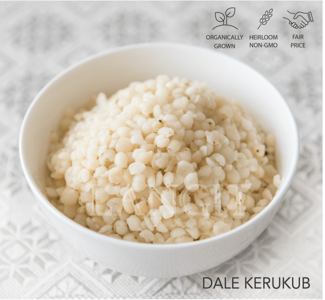 Langit Dale Kerukub Rice (Job's Tears), 500g