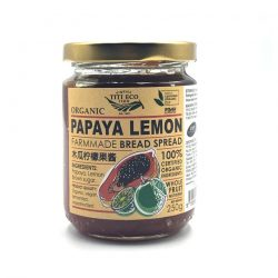 Titi Papaya Lemon Spread 250g