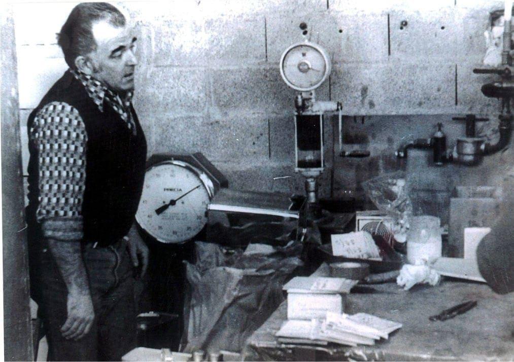 The Old Emile Noel Office