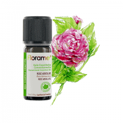 Florame Rose Absolute Conventional Essential Oil, 5ml