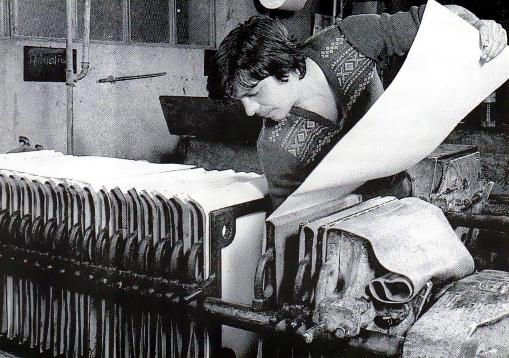 Early Emile Noel Oil Press