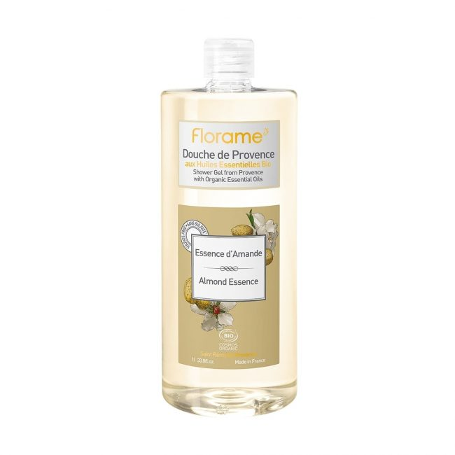 Florame Almond Essence Shower Gel, 1L