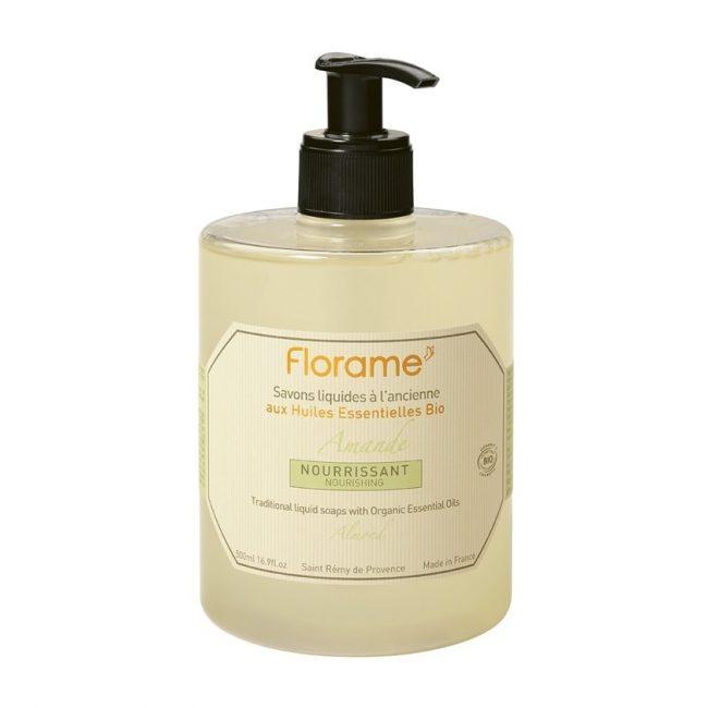 Florame Almond Liquid Soap, 500ml