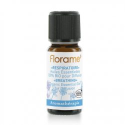 Florame Breathing Organic Essential Oils for Diffusion 10ml