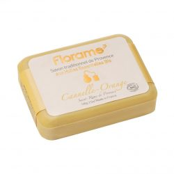 Florame Cinnamon Orange Traditional Soap 100g