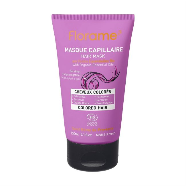 Florame Coloured Hair Mask, 150ml
