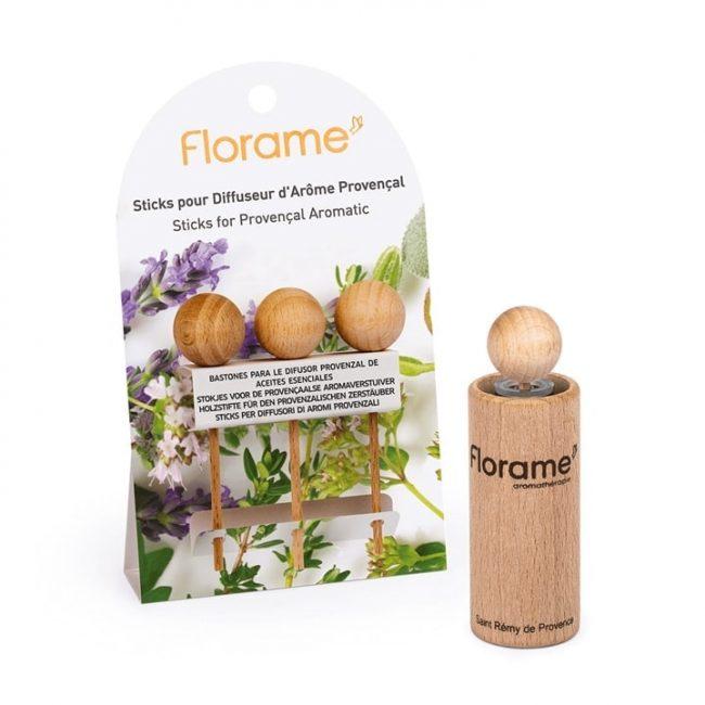 Florame Diffuser Stick x 3 (Box of 10 kits)