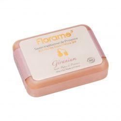 Florame Geranium Traditional Soap 100g