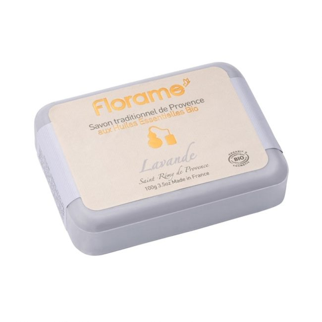 Florame Lavender Traditional Soap, 100g