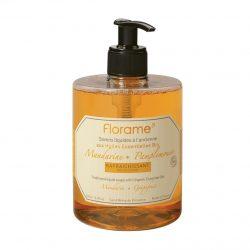 Florame Mandarin Grapefruit Liquid Soap 500ml