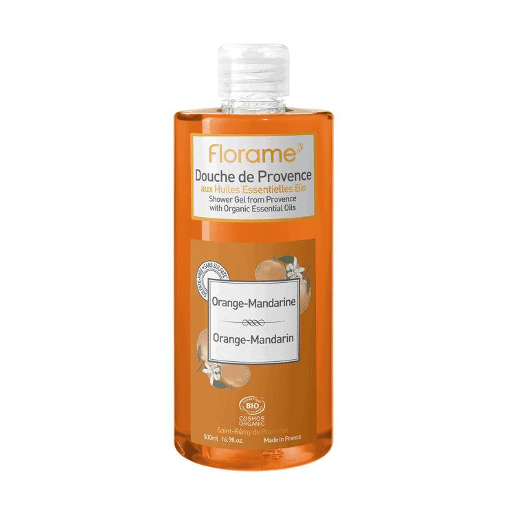 Florame Orange-Mandarin Shower Gel, 1L