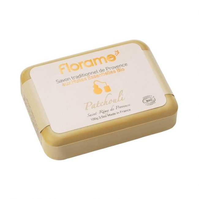 Florame Patchouli Traditional Soap, 100g