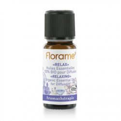 Florame Relax Organic Essential Oils for Diffusion 10ml