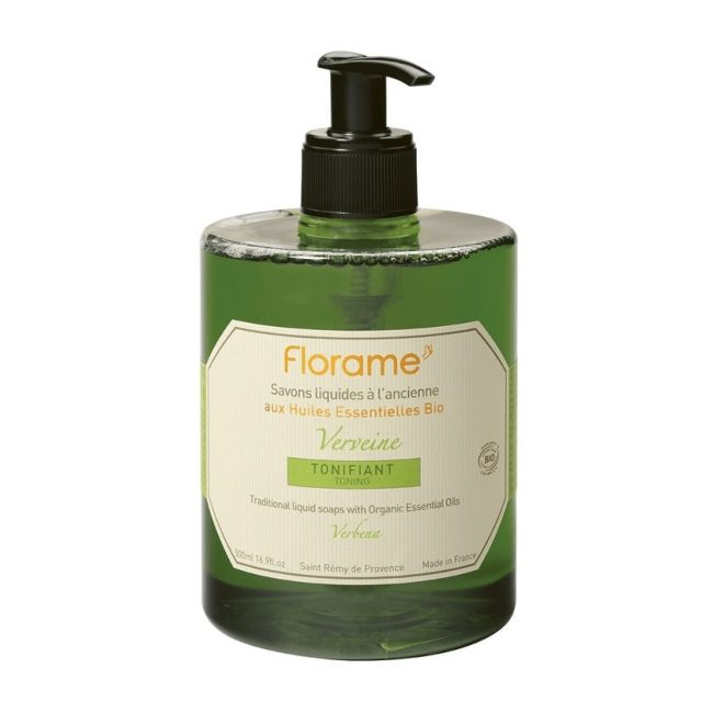Florame Verbena Liquid Soap, 500ml