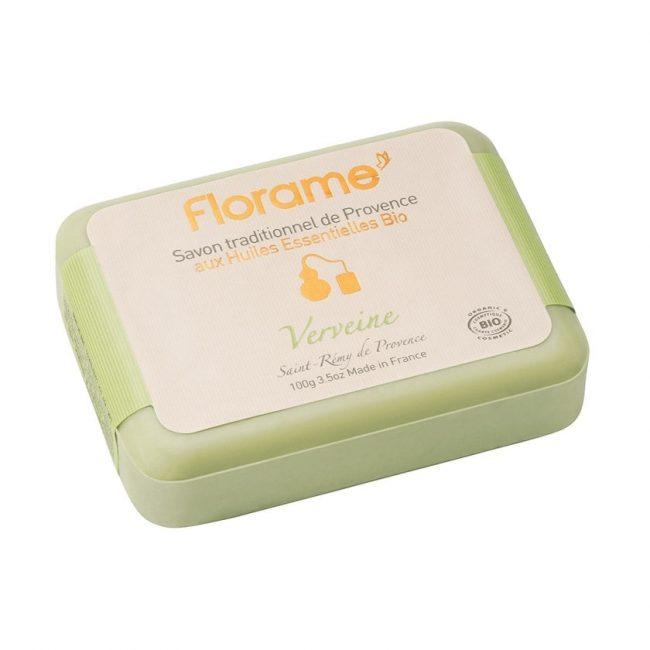 Florame Verbena Traditional Soap, 100g