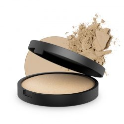 INIKA Baked Mineral Foundation Nurture 8g With Product