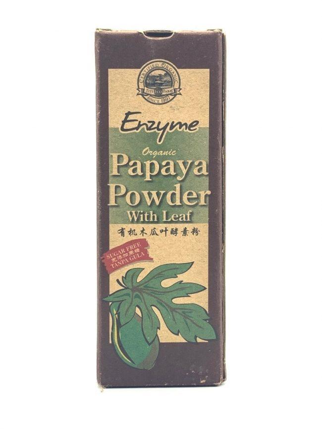 Titi Papaya Powder with Leaf, 75g