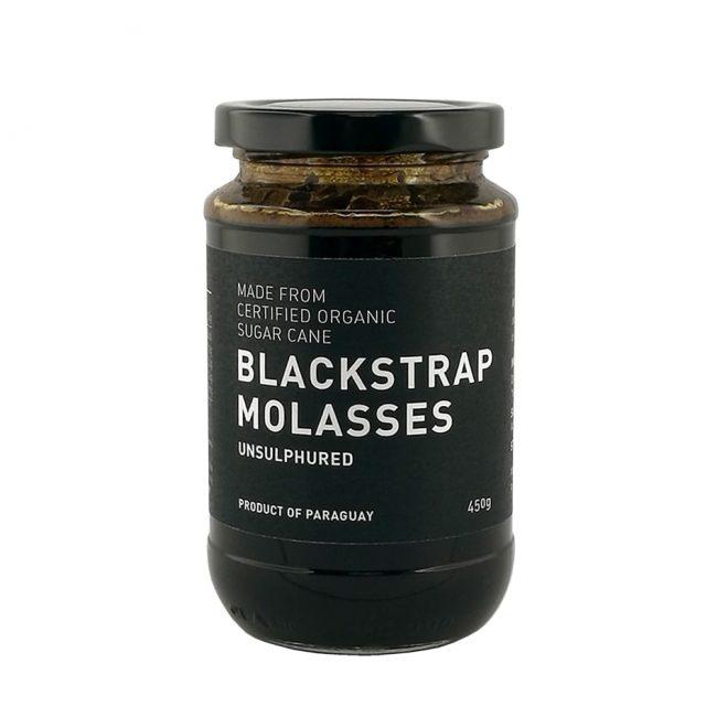 Organic Blackstrap Molasses, 450g