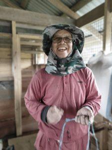 @Farmer Raja Puun Pa Lungan Headman