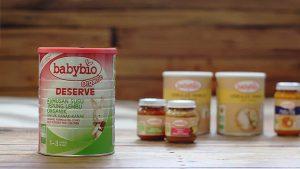 Babybio Organic Baby Formula
