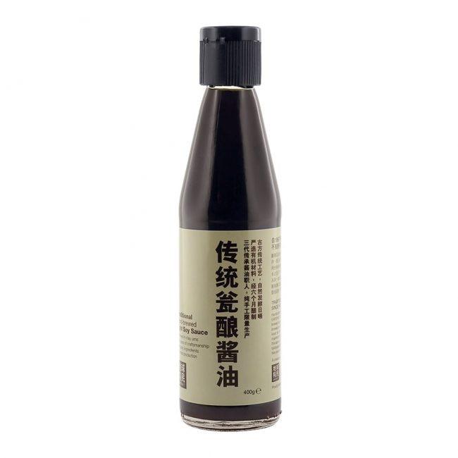 Earthist Light Soy Sauce, 400g
