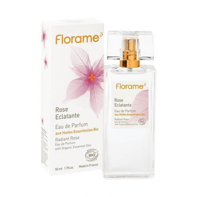 Florame Eaux De Parfum Radiant Rose, 50ml