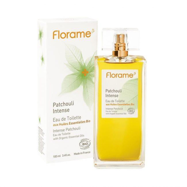 Florame Eaux De Toilette Intense Patchouli, 100ml