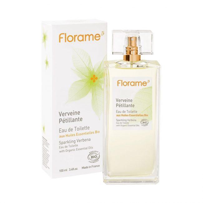 Florame Eaux De Toilette Sparkling Verbena, 100ml