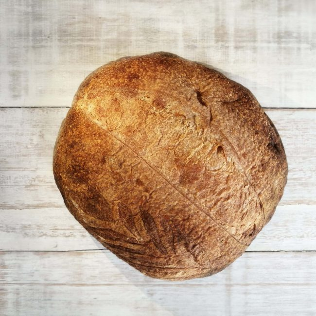 Pantree Sourdough Country Loaf, 690g