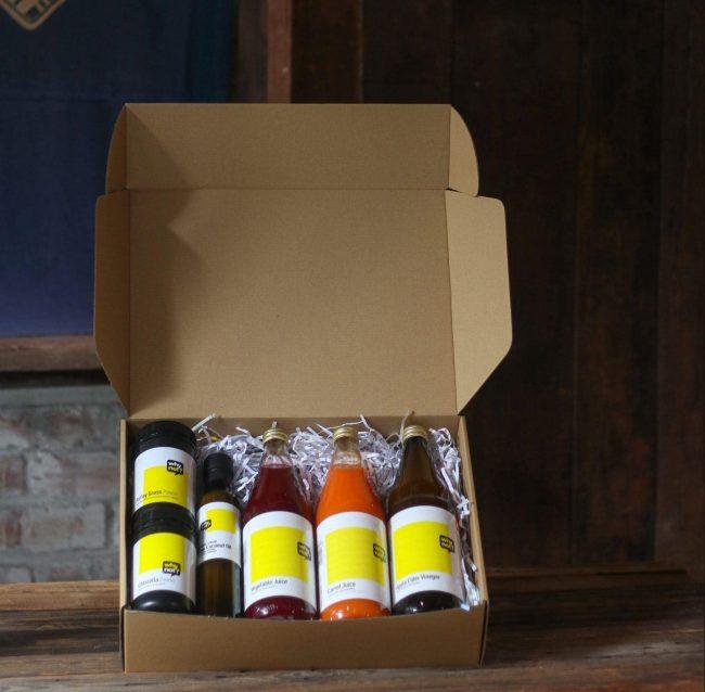 Why Not? Organic Gift Box