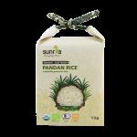 Sunria_Pandan Rice_1kg