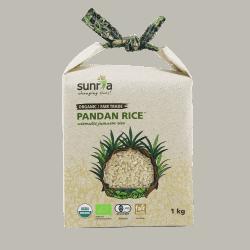 Sunria_Pandan Rice_Brown_1kg
