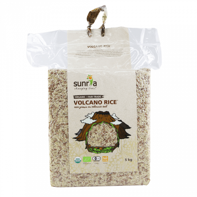 Sunria Volcano Rice 5kg