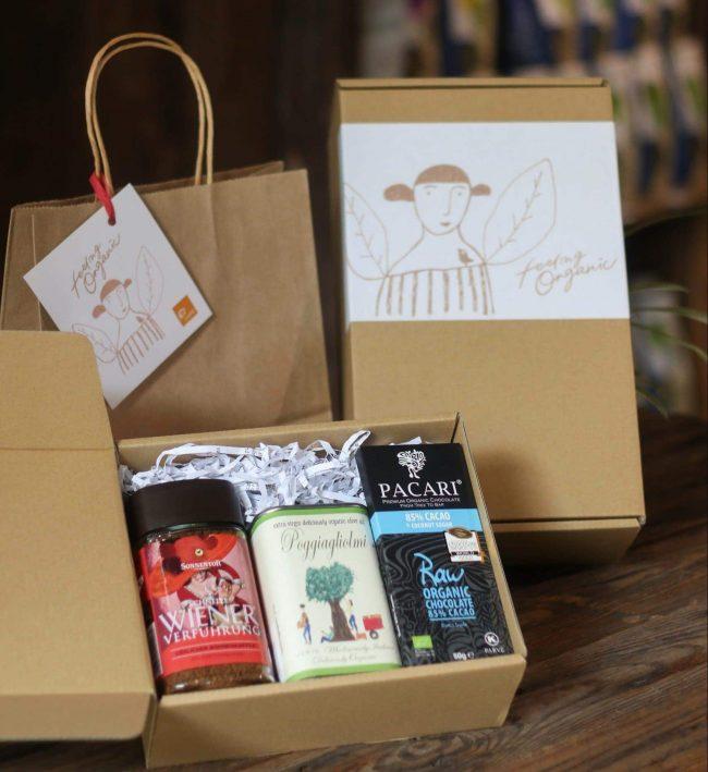 Justlife Feeling Organic Mini Gift Box