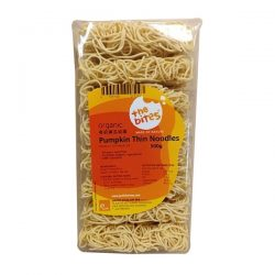 The Bites Pumpkin Thin Noodles 500g 1
