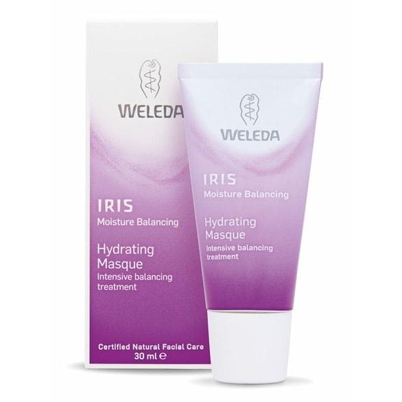 Weleda Iris Hydrating Mask, 30ml