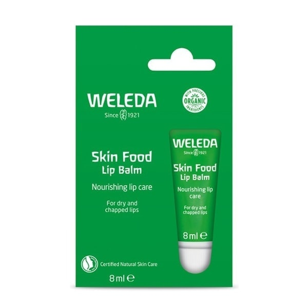 Weleda Skin Food Lip Balm, 8ml