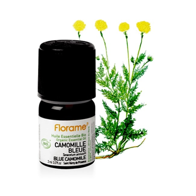 Florame Blue Camomile Essential Oil, 2ml