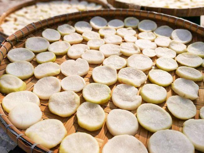 Farm Foodies Dried Radish, 180g
