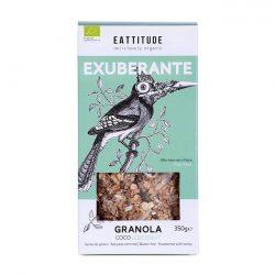 Eattitude Exuberante Coconut Granola 350g