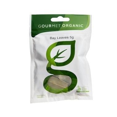 Gourmet Organic Bay Leaves, 5g
